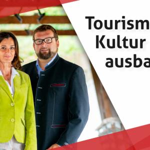 Tourismus und Ortskultur nachhaltig fördern