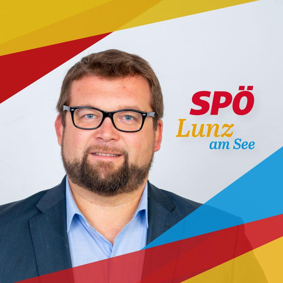 #zukunftlunt // Andreas Danner - SPÖ Lunz am See