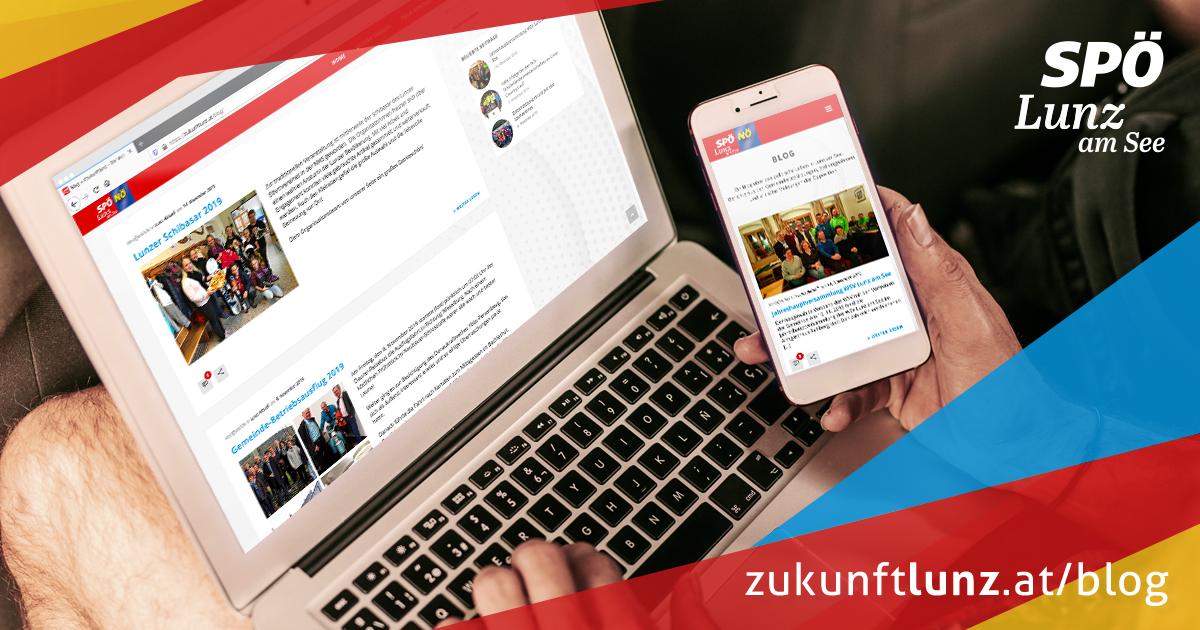 Ein Blog über das politische Leben in Lunz am See. Berichte aus den Gemeinderatssitzungen, Stellungnahmen und kritische Meinungen der Opposition.