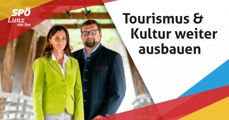 Tourismus und Ortskultur nachhaltig fördernSPÖ Lunz am See
